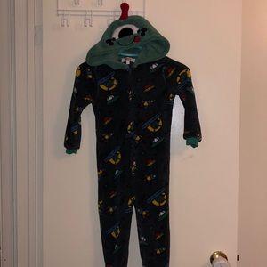 5/$25🖤 Boys Space onesie
